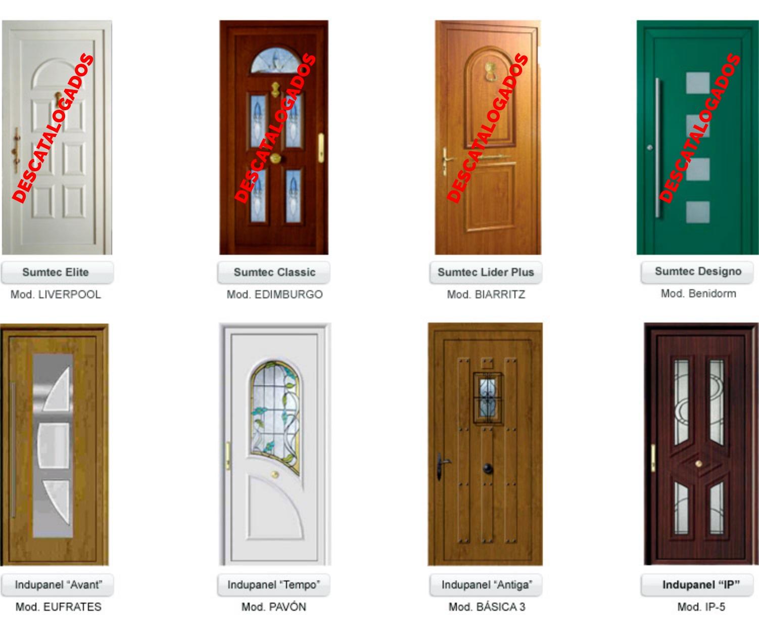recar ventanas distribuidores de puertas de entrada en pvc